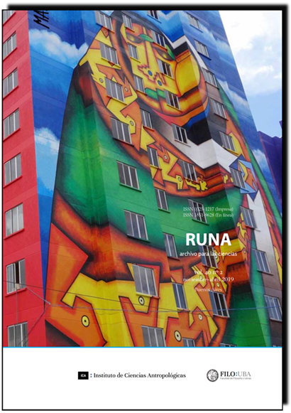 Tapa RUNA vol. 40.2